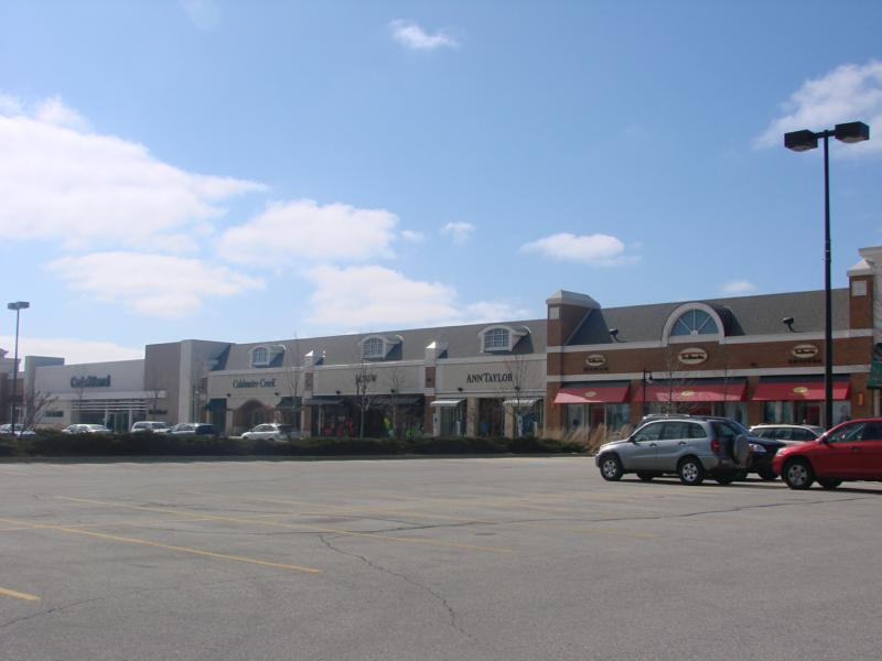 deer park il shopping mall
