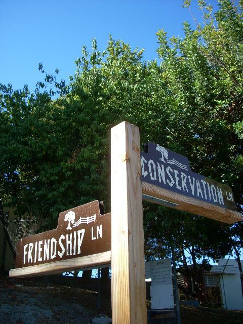 Conservation and Friendship Lanes in Palos Verdes
