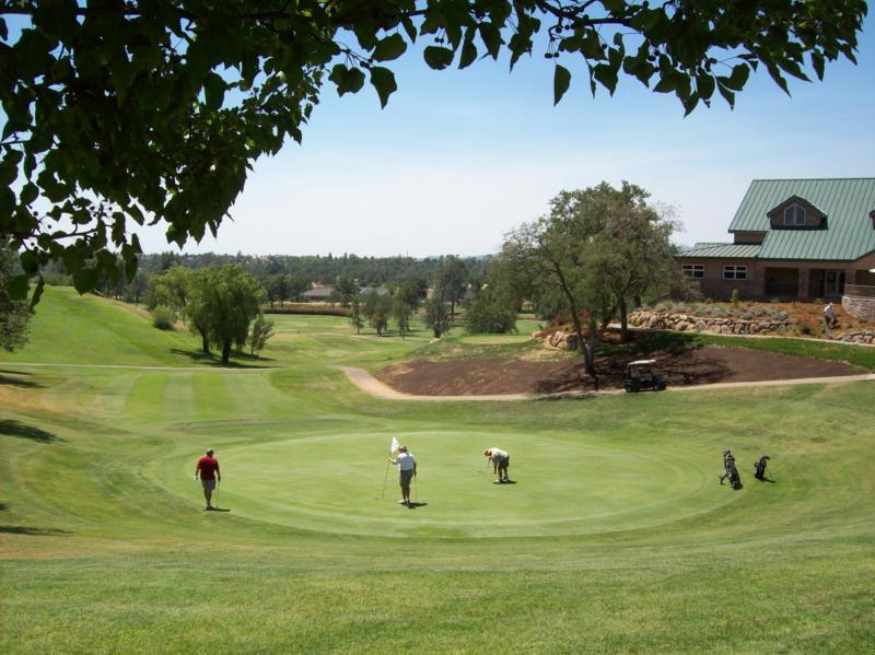 Redding Real Estate ~ The Redding Golf Lifestyle ~ Gold Hills Market Report 11/30/2008