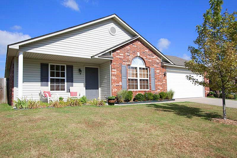 Welcome Home To 11386 North 120th East Avenue In Owasso
