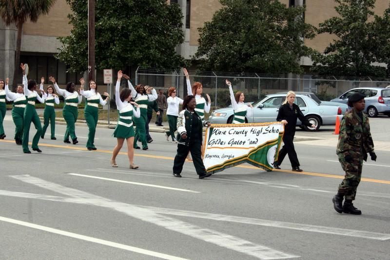 Golden Gator Marching Band