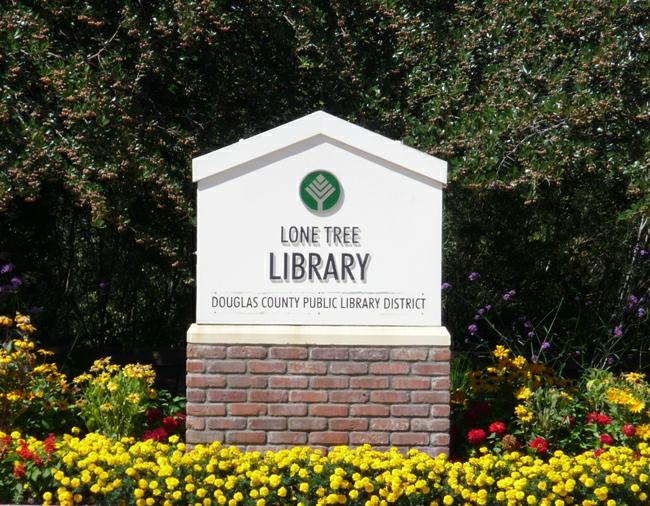 Lone Tree Homes and Information - Lone tree Library