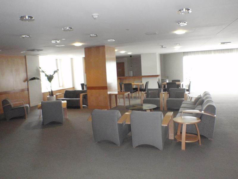 common area meeting room at the Regatta