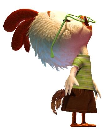 chicken little the sky is falling. Disney#39;s Chicken Little