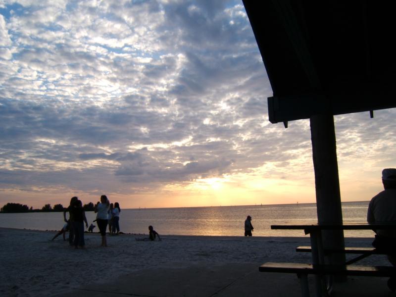 Hudson Beach Florida April 12th 2010