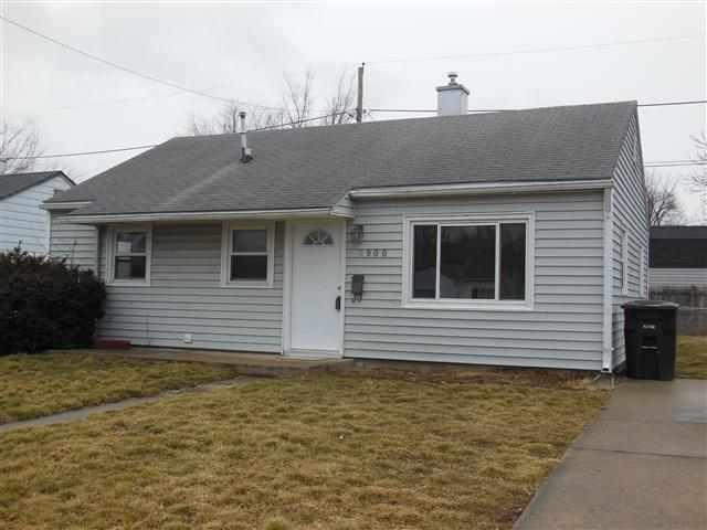 Lafayette, IN 3 bedroom income rental property, starter home for sale near Vinton Elementary