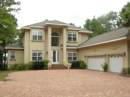 Freeport Florida waterfront home