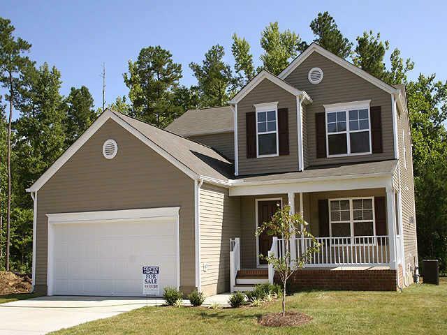Wynngate Centex Homes Creedmoor NC