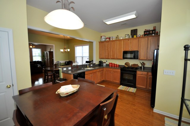 Kitchen at 322 Barberry Street, Summerville, SC