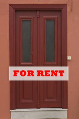 not selling your house - for rent