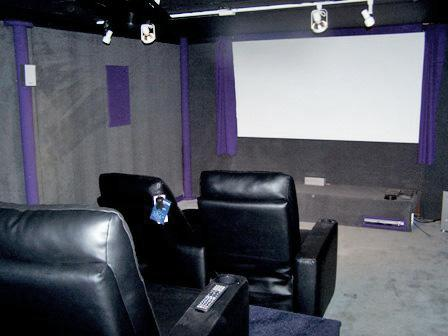 theater room 5274 Som Center Road