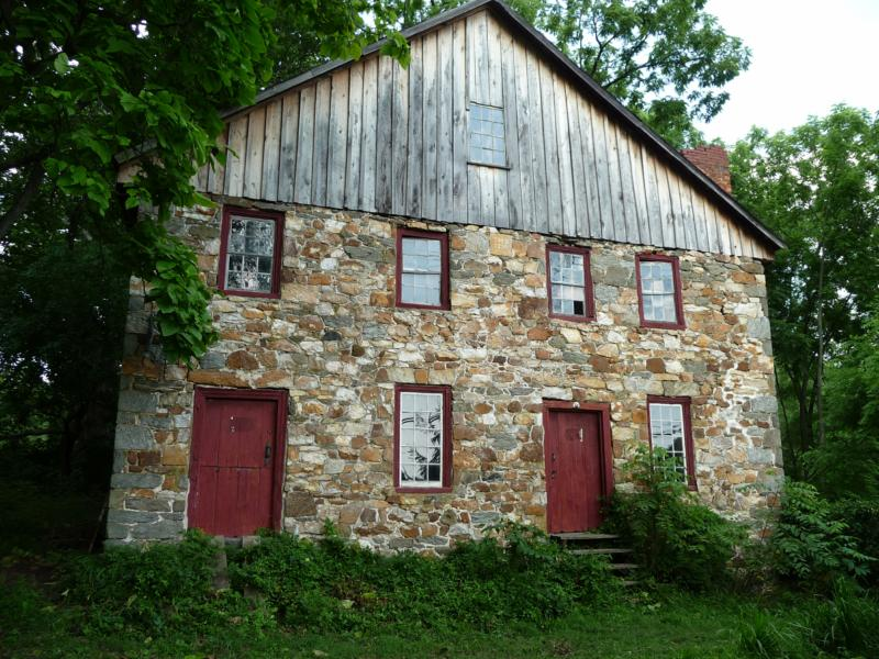 Historic Stone House and Mill For Sale in West Grove ...