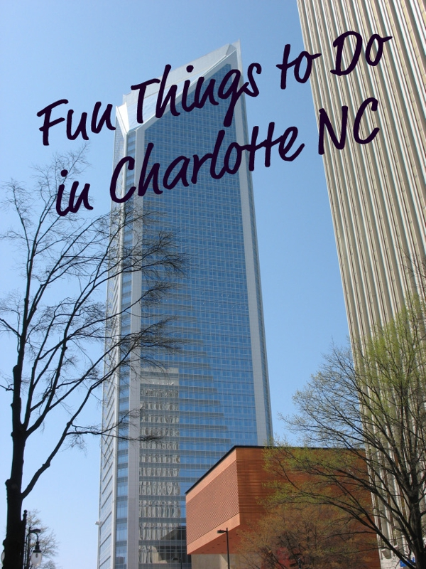 Fun Things to Do in Charlotte NC