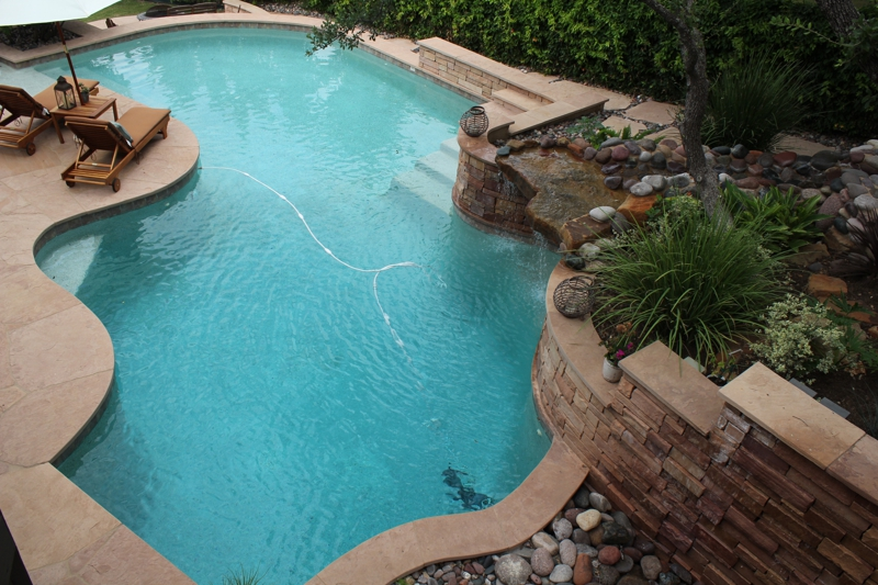 Steiner Ranch Austin TX Home for Sale with Pool and Hot Tub