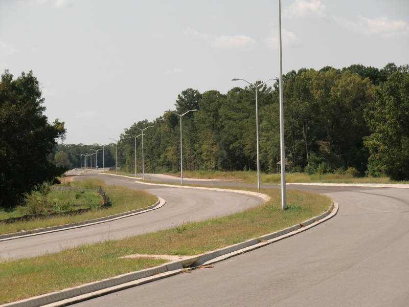 Palmetto Commerce Parkway - near Ashley Phosphate Rd