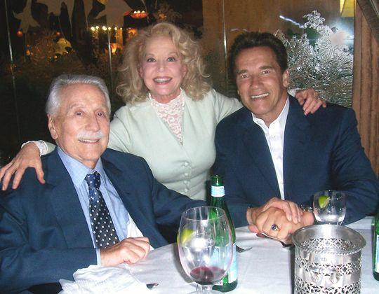 Betty, Joe & Arnold