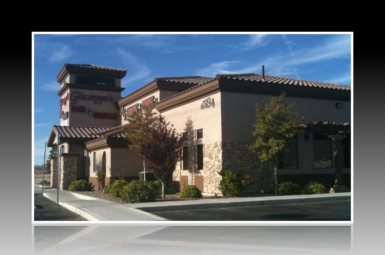 SW Las Vegas Restaurants: Guiseppes Italian Bar & Grille