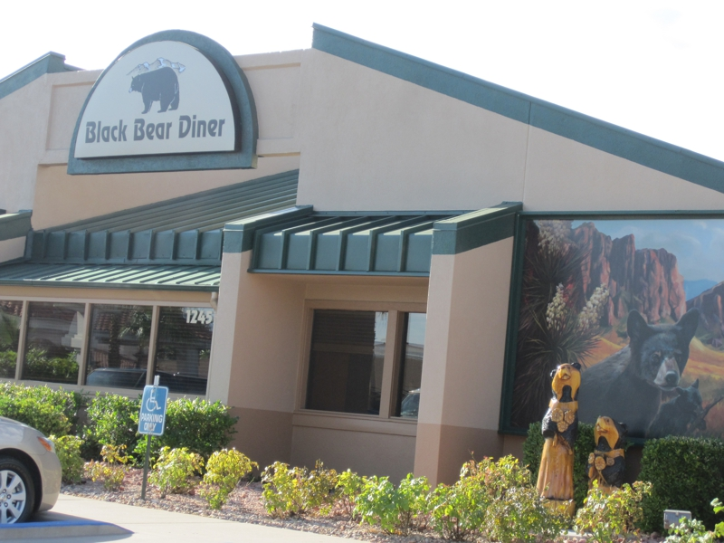 Black Bear Diner in St George Utah