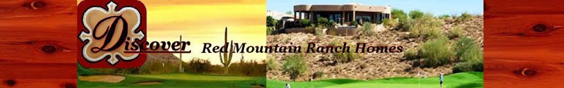 Red Mountain Ranch Golf Course Homes