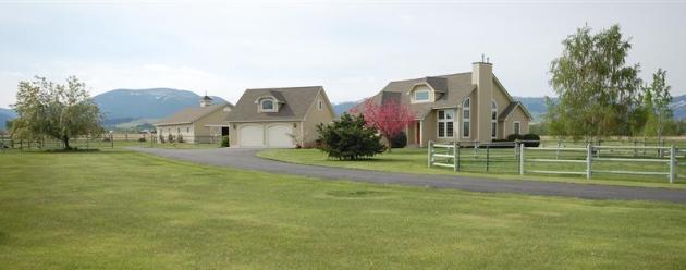 Gooch Hill Road Taunya Fagan Montana Horse Properties F