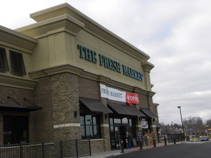 The Fresh Market Johnson City Tennessee