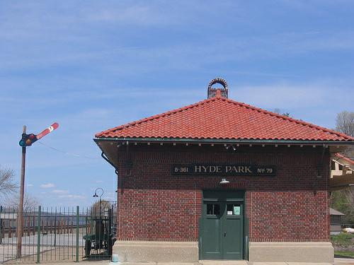 Historic Hyde Park Train Station