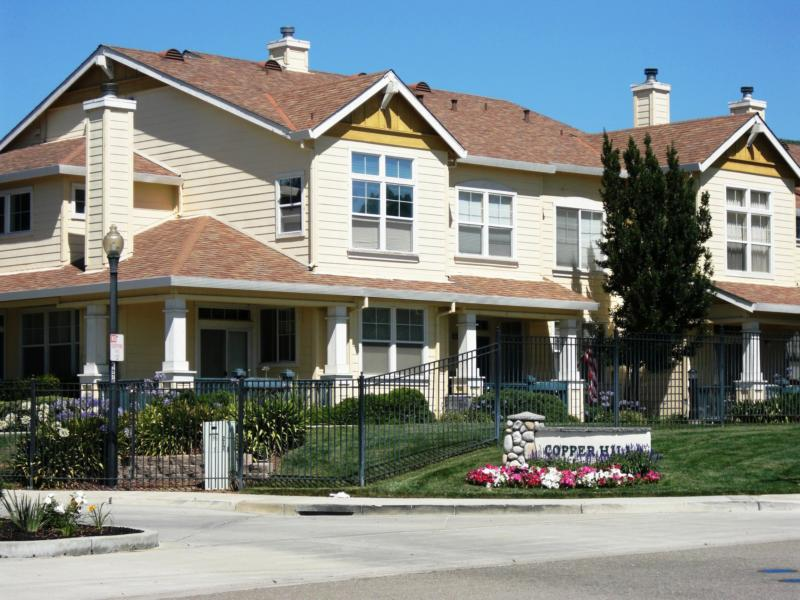 Copperhill Condominiums, Livermore CA