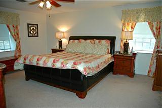 208 Clem Drive, Lafayette, LA - Master Bedroom