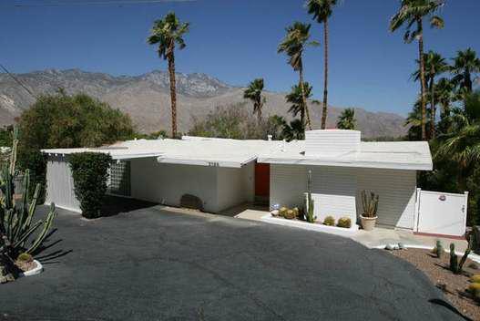 Howard Hughes Estate in Palm Springs