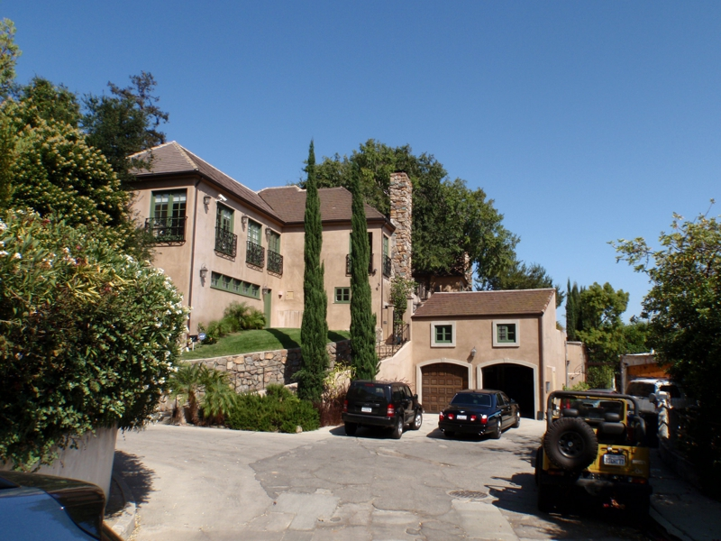 are you thinking of living in los angeles ca how about outpost estates