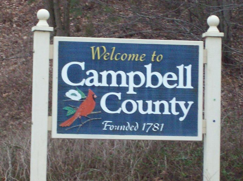 Welcome to Campbell County, Virginia!