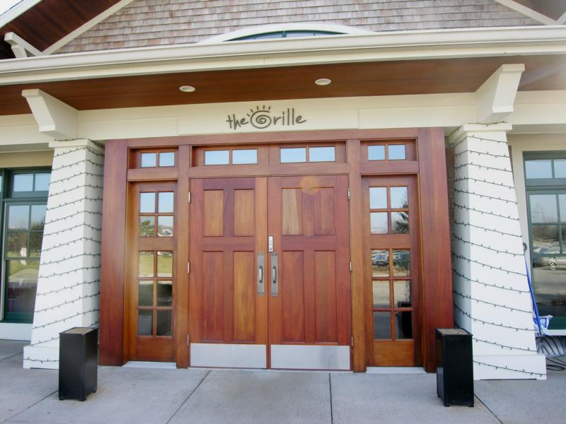 & The Grille Restaurant at Watermark Country Club in Cascade Michigan Pezcame.Com