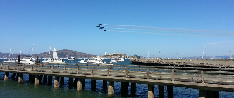 Fleet Week 2012 SF