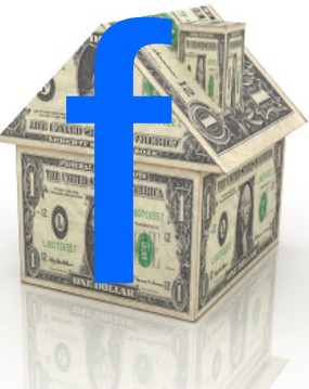 Money house facebook image