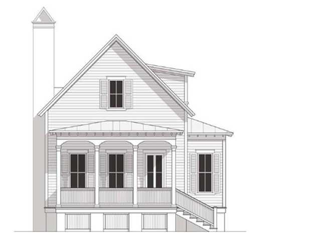 Proposed construction at 105 May Lane, Mount Pleasant, SC