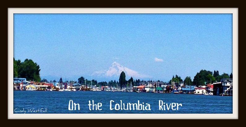 Boating on the Columbia River