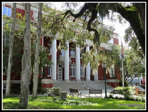 Hernando county courthouse an old beauty in brooksville fl for Sheds brooksville fl