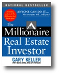 Millionaire Real Estate Book Cover