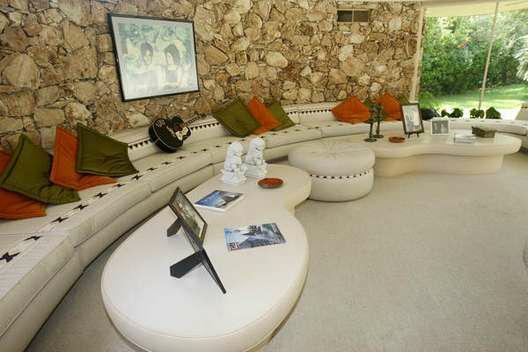 Elvis Presley Honeymoon House in Palm Springs
