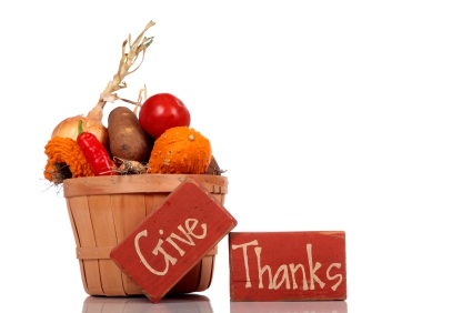 Coral Springs' Annual Thanksgiving Basket Items needed by 11/2
