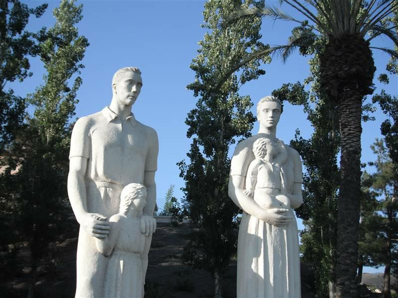 Foothill Ranch Sculptures