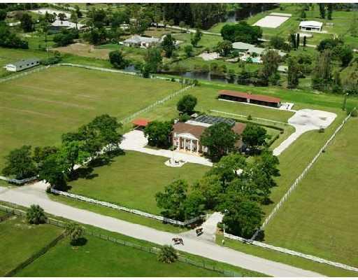 Horse Property Wellington Florida