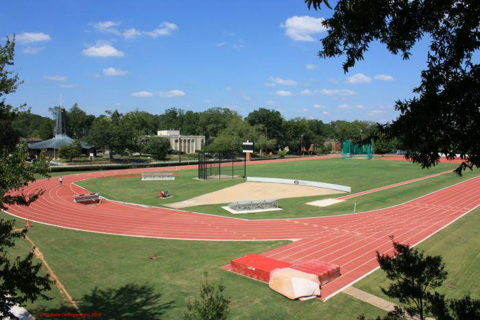 The University of Georgia Track near Five Points in Athens, GA from Michelle DeRepentigny, Broker of Success Realty