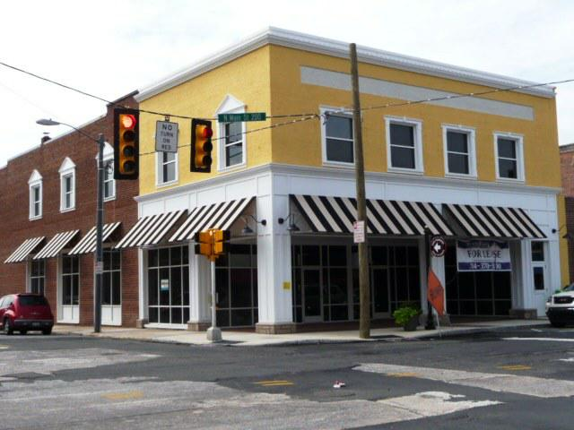 Future Location of J.J. Wasabi's at DoMo in Historic Downtown Mooresville