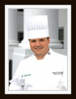 Executve Chef at the Greenbrier, Richard Rosendale