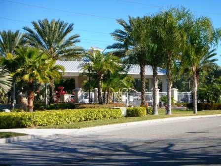 Seminole isle gate house