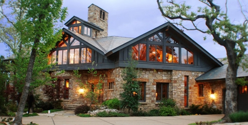 Boomers leading a trend aging in place for Mountain home design trends