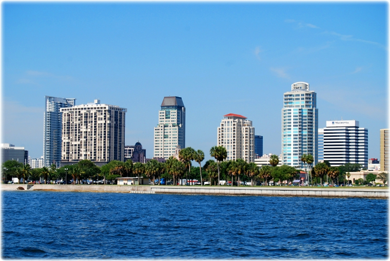 Tampa bay luxury condos florida for Mitchell s fish market tampa