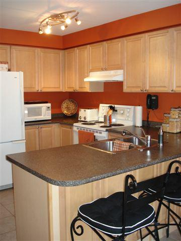Kitchen after Staging by Cole House Design