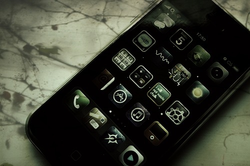 cell phone c. 2010